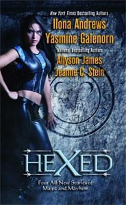 Okładka książki Hexed