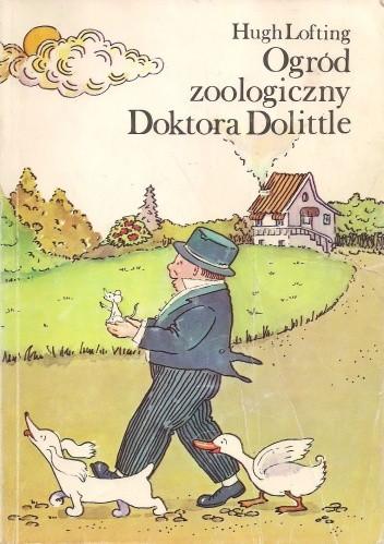 Okładka książki Ogród zoologiczny Doktora Dolittle