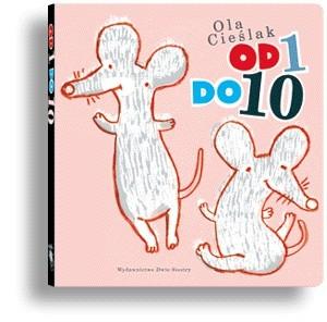 Okładka książki Od 1 do 10