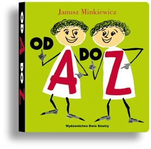 Okładka książki Od A do Z
