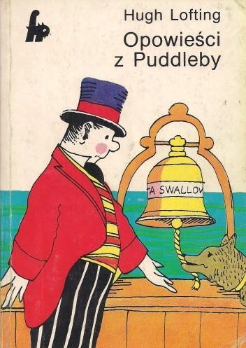 Okładka książki Opowieści z Puddleby