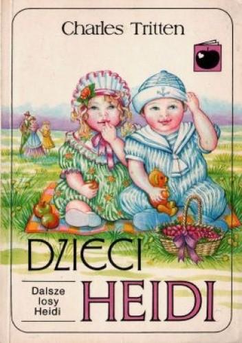 Okładka książki Dzieci Heidi
