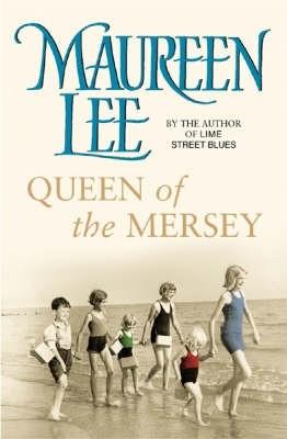 Okładka książki Queen of the Mersey