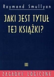 Okładka książki Jaki jest tytuł tej książki?