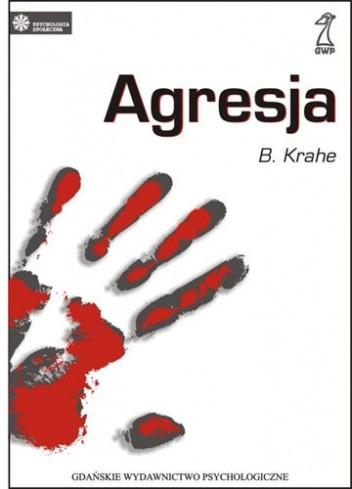 Okładka książki Agresja