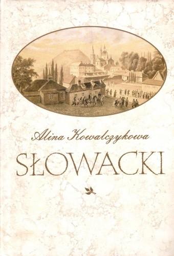 Okładka książki Słowacki