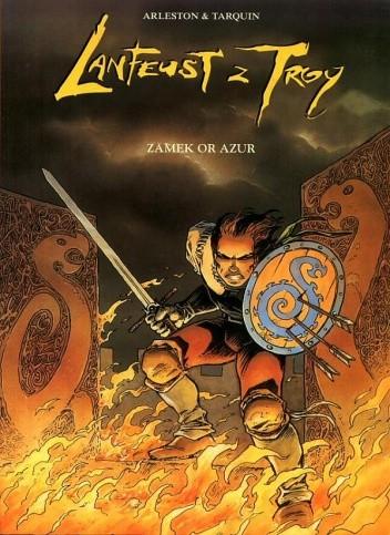 Okładka książki Lanfeust z Troy: Zamek Or Azur