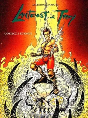Okładka książki Lanfeust z Troy: Odsiecz z Eckmul