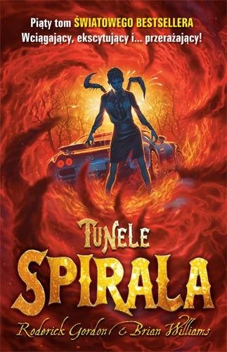 Okładka książki Tunele. Spirala