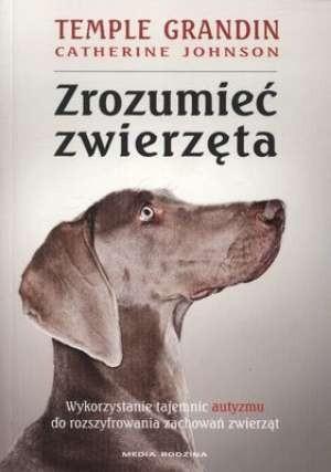 Okładka książki Zrozumieć zwierzęta