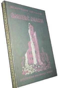 Okładka książki Śmierć miasta
