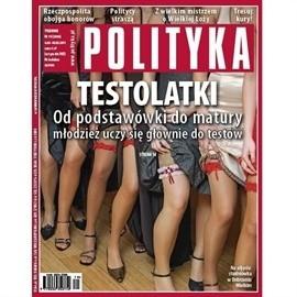 Okładka książki Polityka, nr 19