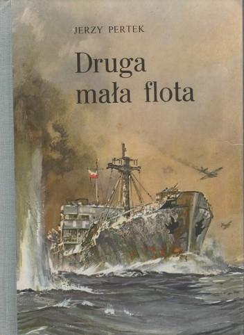 Okładka książki Druga mała flota