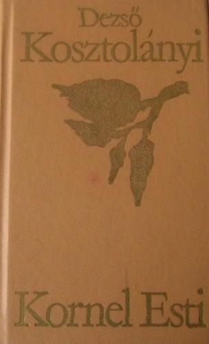 Okładka książki Kornel Esti