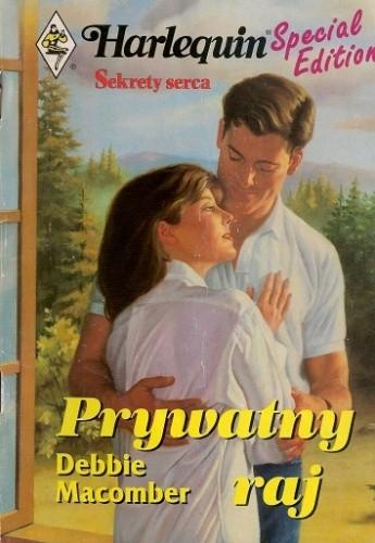 Okładka książki Prywatny raj