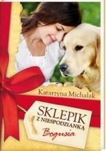 Okładka książki Sklepik z Niespodzianką. Bogusia