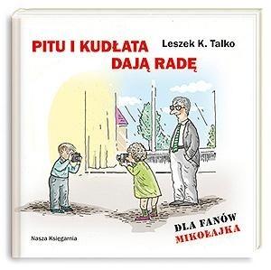 Okładka książki Pitu i Kudłata dają radę