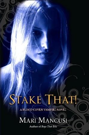 Okładka książki Stake That!