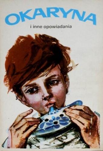 Okładka książki Okaryna i inne opowiadania