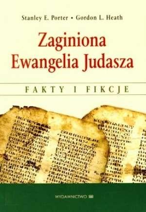 Okładka książki Zaginiona Ewangelia Judasza