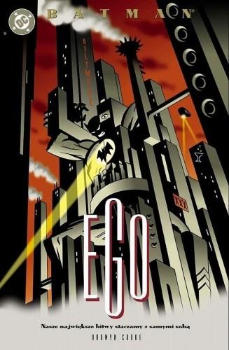 Okładka książki Batman: Ego