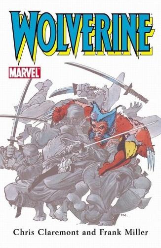 Okładka książki Wolverine