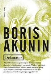 Okładka książki Dekorator