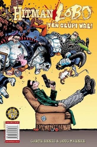 Okładka książki Hitman / Lobo: Ten głupi wał!
