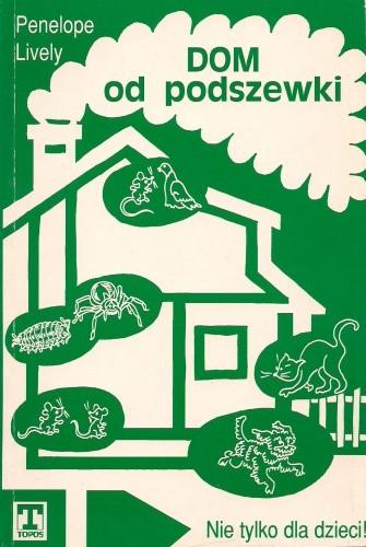 Okładka książki Dom od podszewki