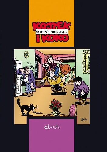 Okładka książki Kajtek i Koko na tropach pitekantropa