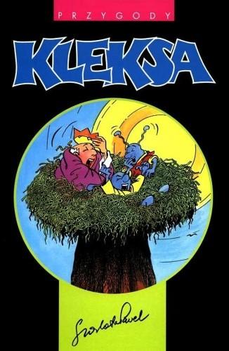 Okładka książki Przygody Kleksa: Kleks w krainie zbuntowanych luster