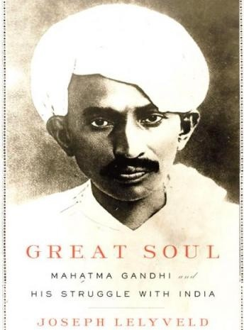 Okładka książki Great Soul: Mahatma Gandhi and His Struggle with India