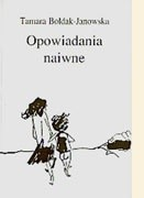 Okładka książki Opowiadania naiwne