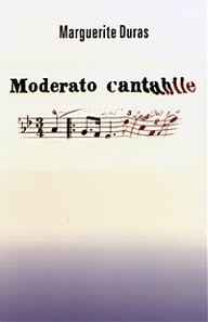 Okładka książki Moderato cantabile