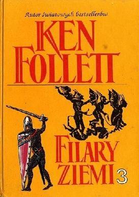 Okładka książki Filary Ziemi tom III