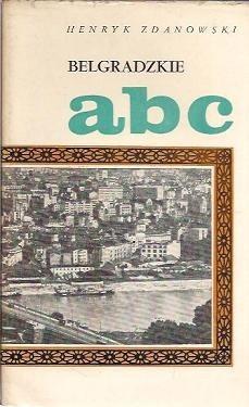 Okładka książki Belgradzkie abc