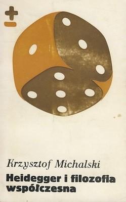 Okładka książki Heidegger i filozofia współczesna