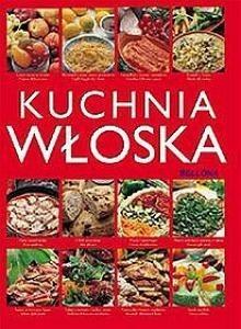 Okładka książki Kuchnia włoska