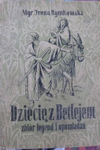 Okładka książki Dziecię w Betlejem
