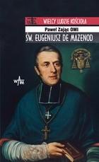 Okładka książki Św. Eugeniusz de Mazenod