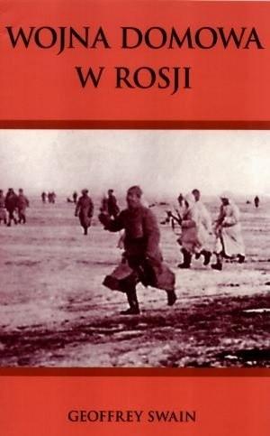 Okładka książki Wojna domowa w Rosji