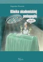 Okładka książki Klinika akademickiej pedagogiki
