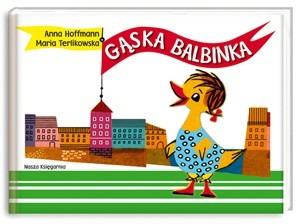 Okładka książki Gąska Balbinka