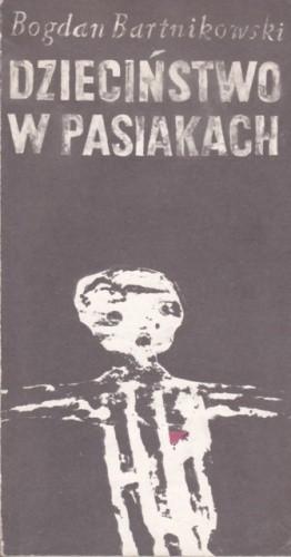 Okładka książki Dzieciństwo w pasiakach