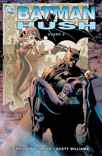 Okładka książki Batman: Hush - Tom 2