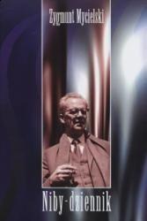 Okładka książki Niby-dziennik