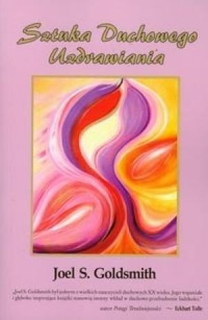 Okładka książki Sztuka Duchowego Uzdrawiania