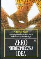 Okładka książki Zero - niebezpieczna idea