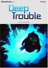 Okładka książki Deep Trouble