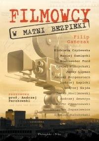 Okładka książki Filmowcy w matni bezpieki